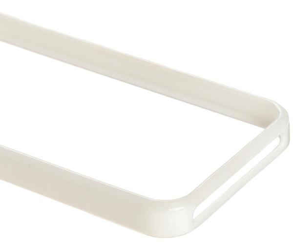 Carcasa transparente para iPhone 5 barata