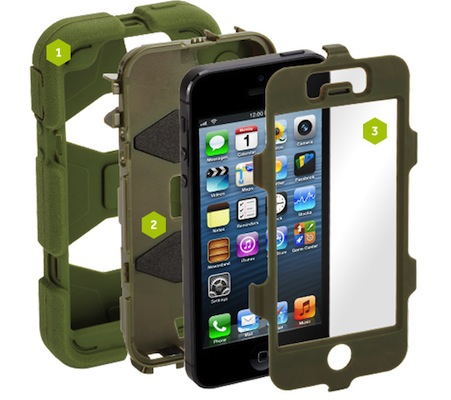 Griffin Survivor para iPhone 5