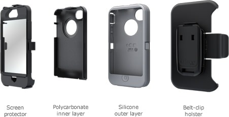 Otterbox Defender iPhone 5