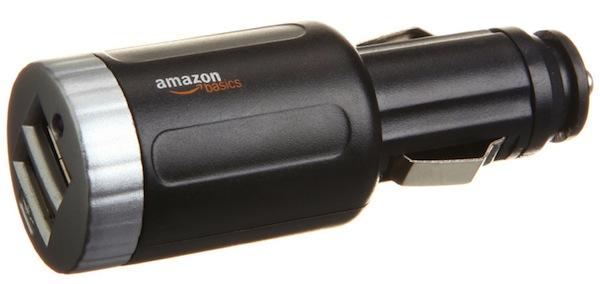 Cargador de coche USB barato