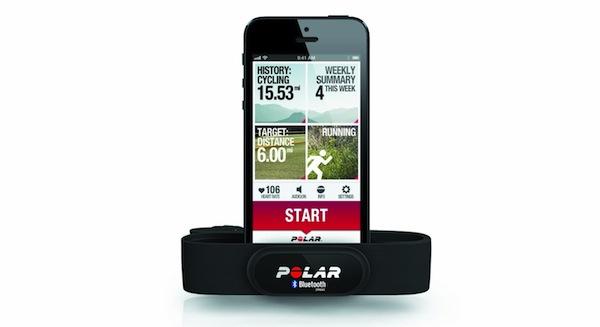 Pulsómetro para iPhone