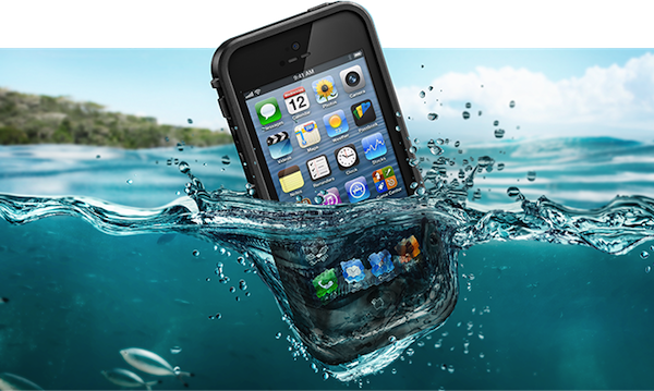 LifeProof Free para iPhone 5