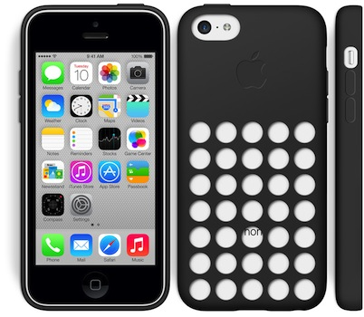 Funda de iPhone 5c