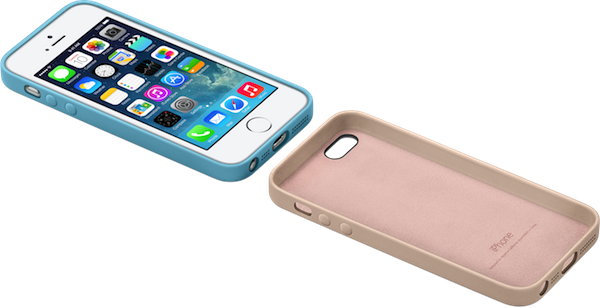Funda oficial para iPhone 5S