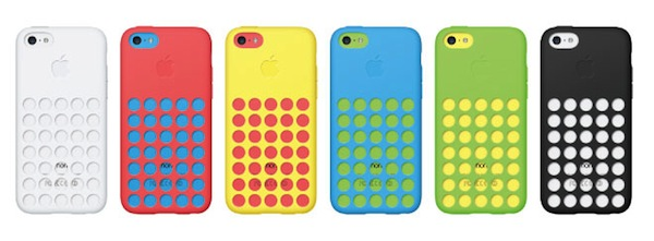 Funda de iPhone 5c