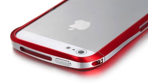 Bumper de aluminio iPhone 5
