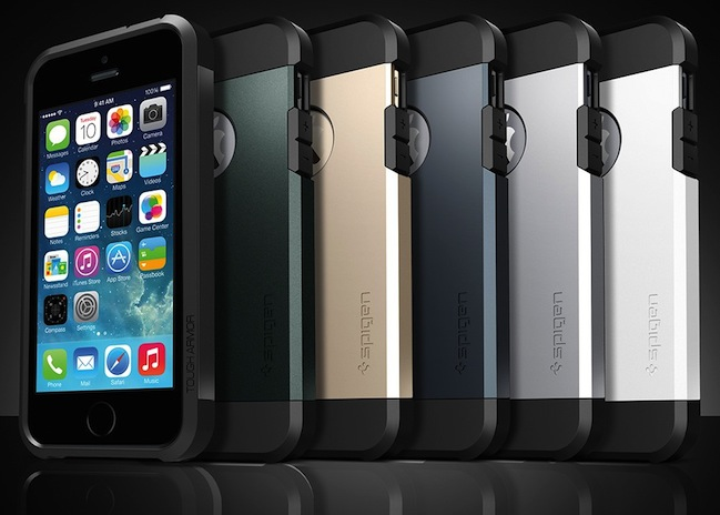 Funda Spigen Though Armor para iPhone