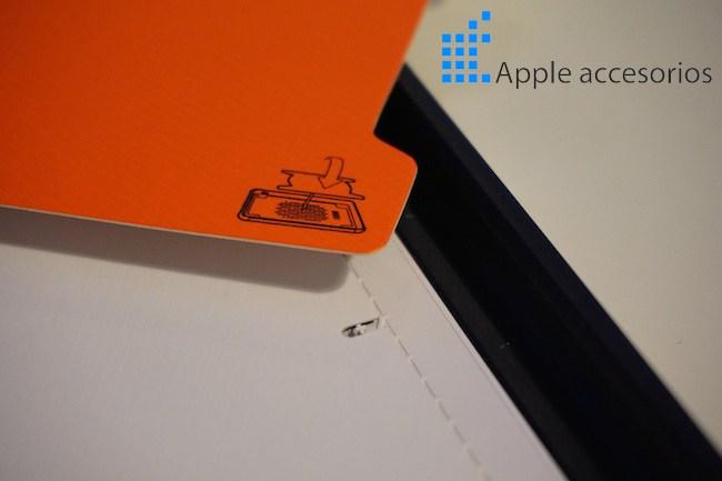 Funda Urban Armor Gear Navigator para iPad Mini