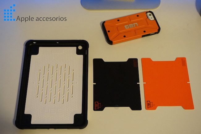 Funda Urban Armor Gear Navigator para iPad Mini
