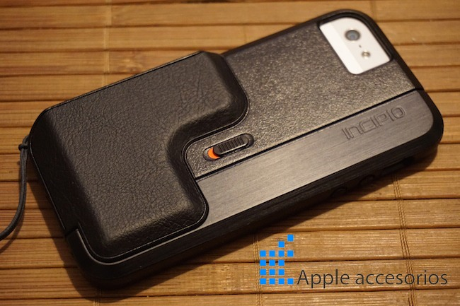 Incipio Focal Camera Case para iPhone 5s