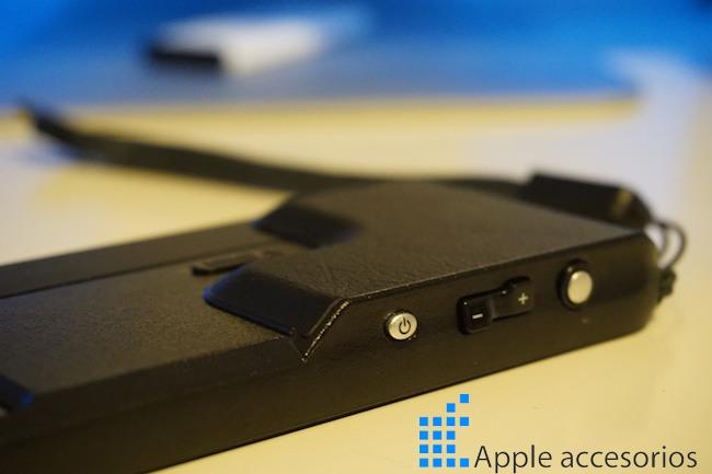 Incipio Focal Camera Case para iPhone 5s