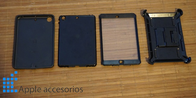 Otterbox Defender para iPad Mini