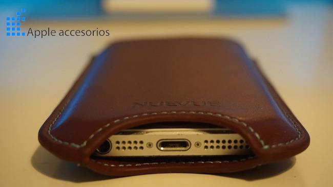 Funda NUEVUE para iPhone 5s