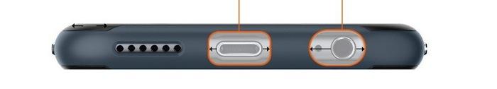 Funda Spigen Neo Hybrid para iPhone 6