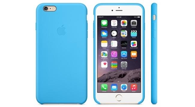 Funda de silicona para el iPhone 6