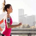 Auriculares para correr o hacer deporte