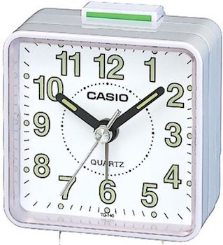 Despertador Casio clásico