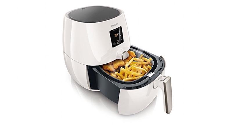 Freidoras sin aceite m s convincentes para tus fritos for Cocinar wok sin aceite