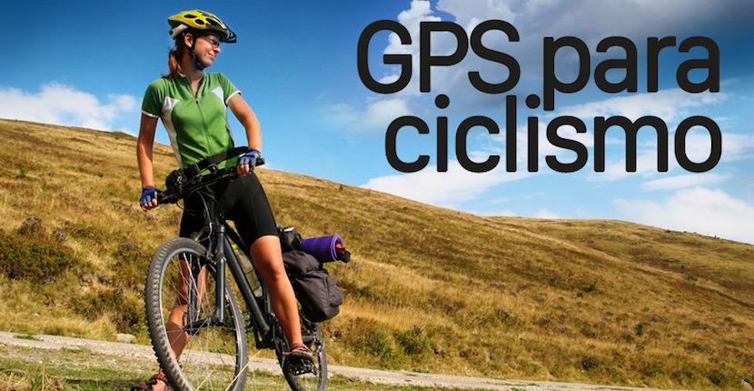 GPS para bici