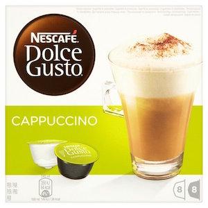 Cápsulas Dolce Gusto Cappuccino