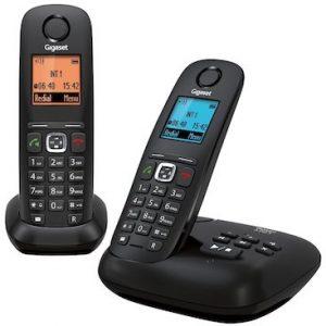 comprar Teléfono inalámbrico duo con contestador automático Gigaset A540 barato