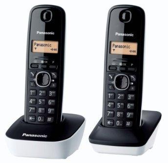 comprar Teléfono inalámbrico duo Panasonic KX-TG1612 barato