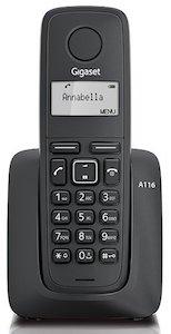 comprar Teléfono inalámbrico Gigaset A116 barato