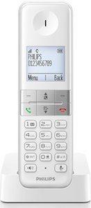 Teléfono inalámbrico Philips D4501W
