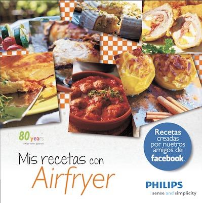 Recetas Philips AirFryer