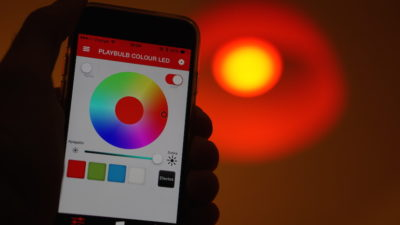 Playbulb color