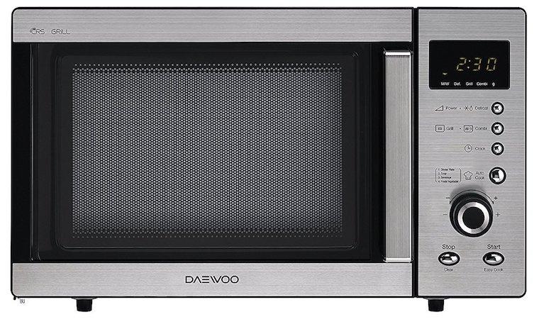 Microondas con grill Daewoo KOG-A8B5R