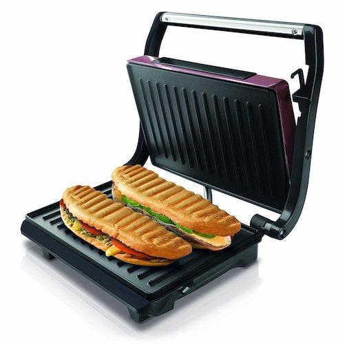 Parrilla sandwichera
