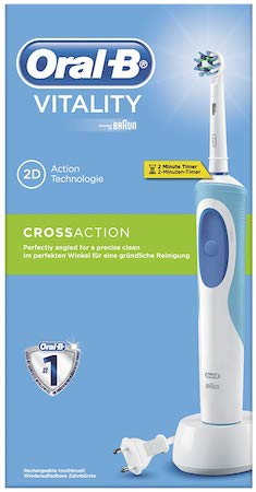 Cepillo oralb crossaction