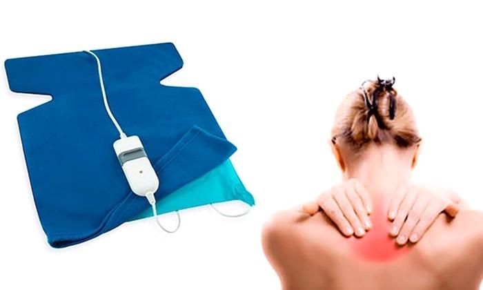 Manta eléctrica para combatir el dolor de espalda
