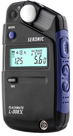 Fotómetro Sekonic L-308X