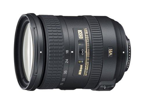 Nikon AF-S 18-200mm