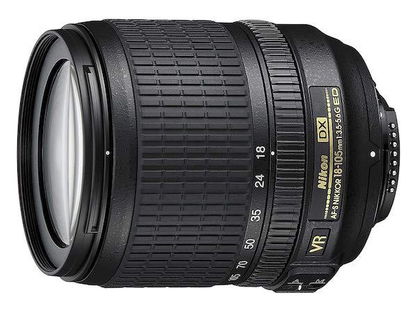 Nikon AF-S DX 18-105mm