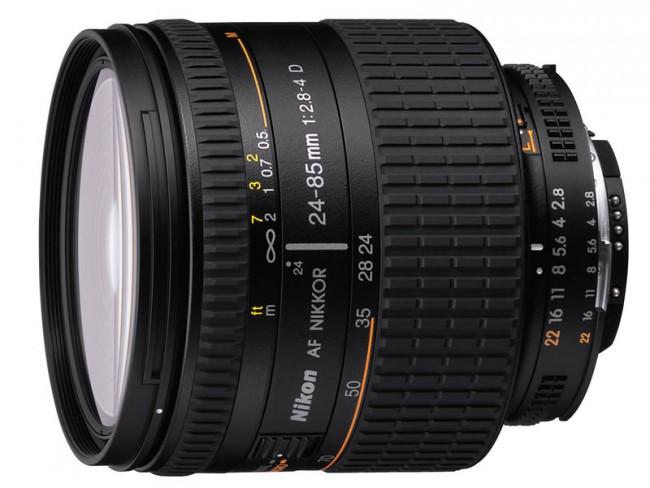Nikon Zoom Gran Angular AF 24-85 F/2.8-4