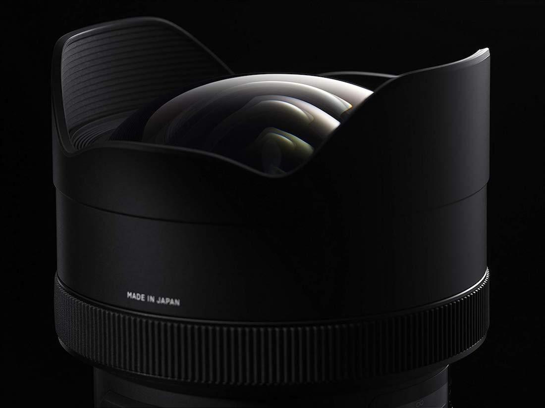 objetivo Sigma 12-24mm