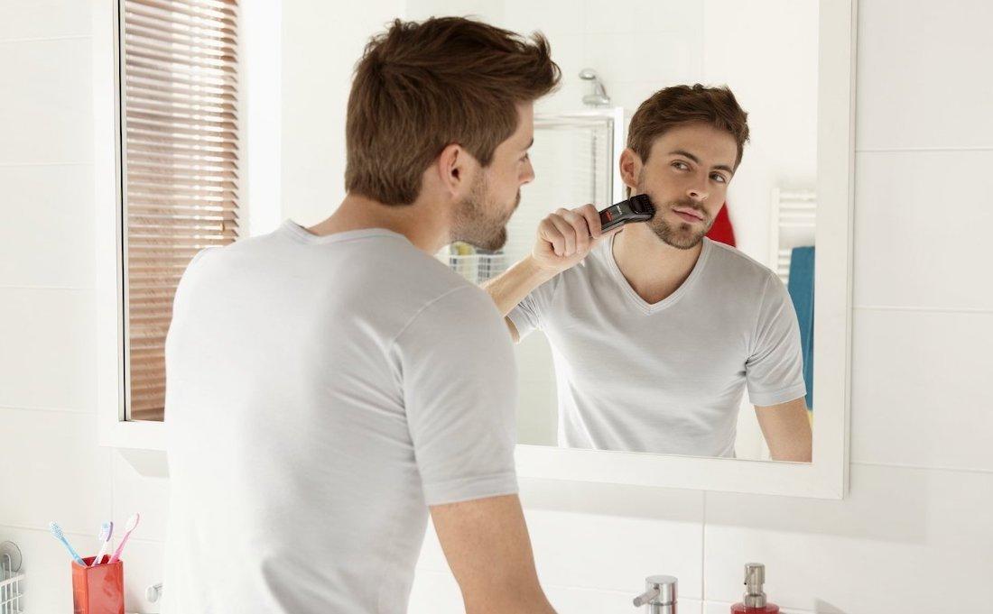 recortador de barba