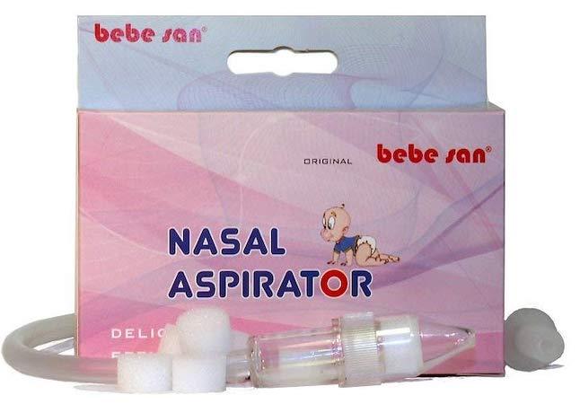 Aspirador nasal Bebe San