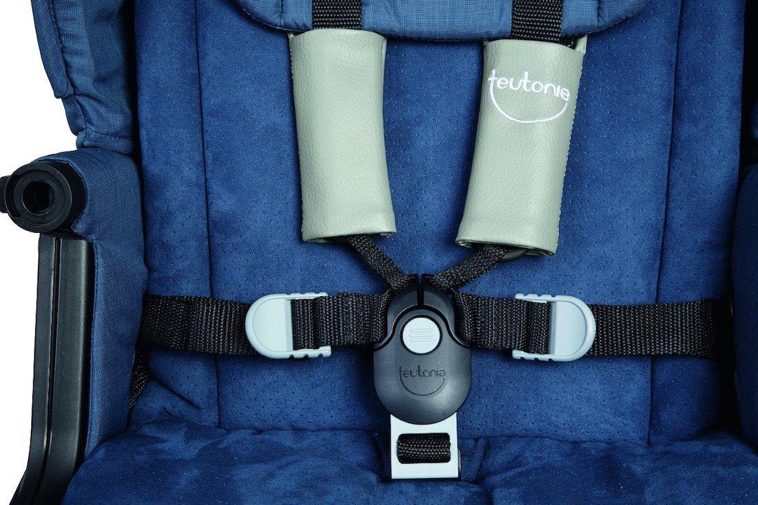 cinturones del cochecito de bebe