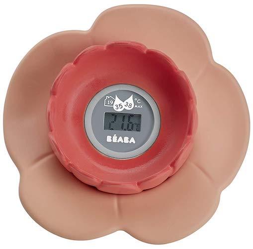 termometro beaba para medir la temperatura del agua del bebé