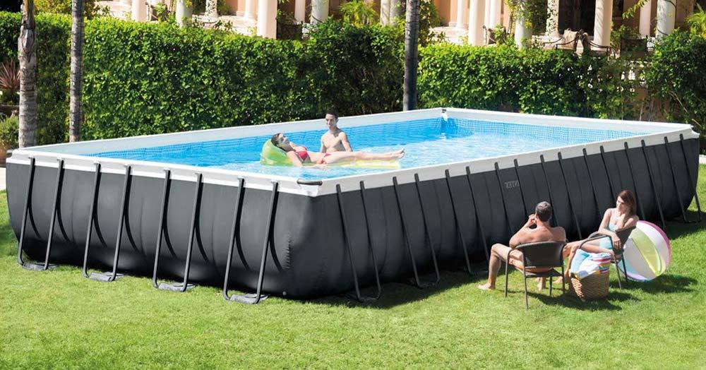 piscina desmontable grande