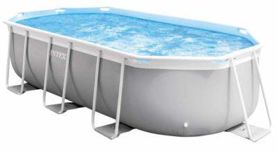 piscina intex con depuradora