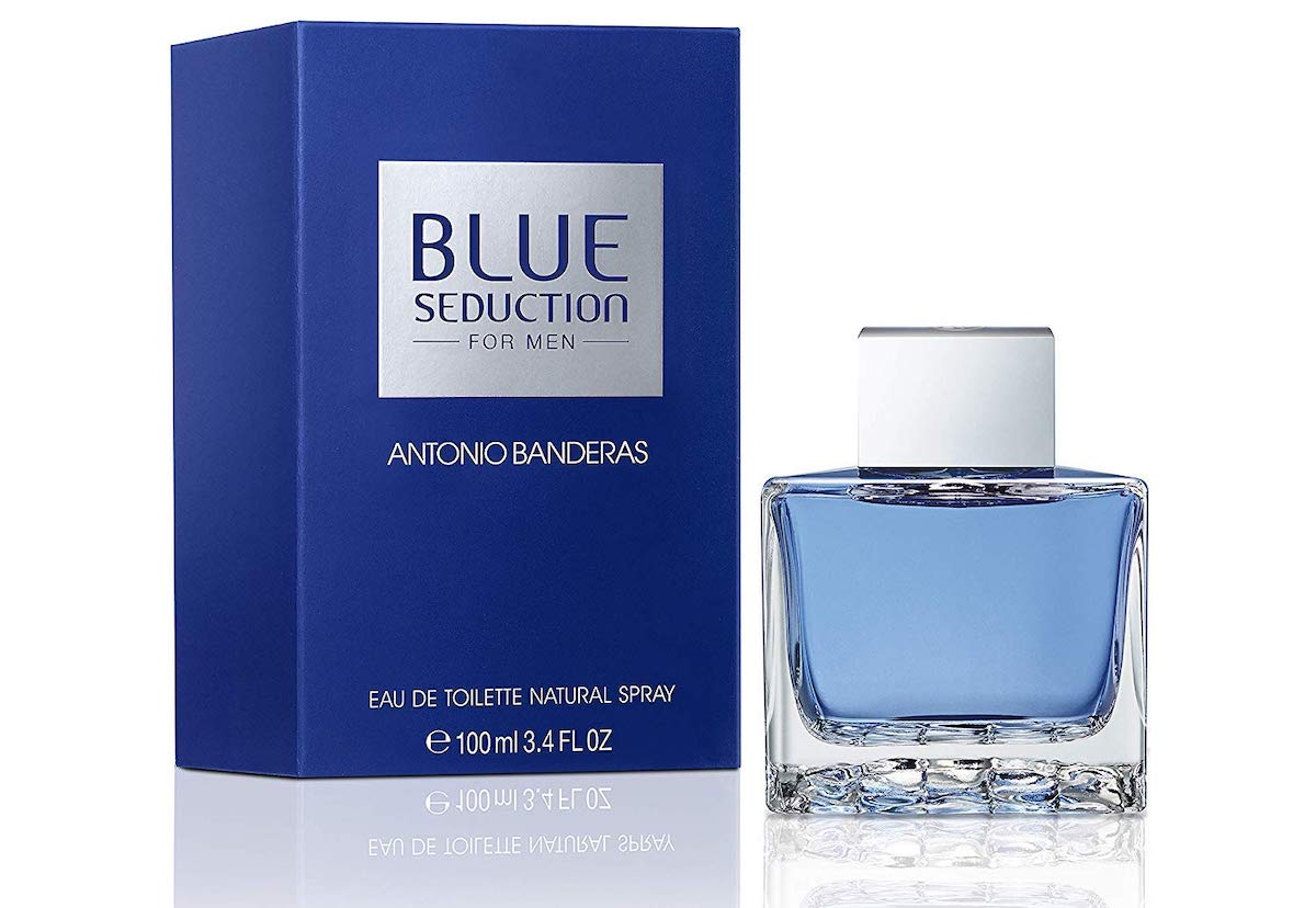 antornio banderas blue seduction