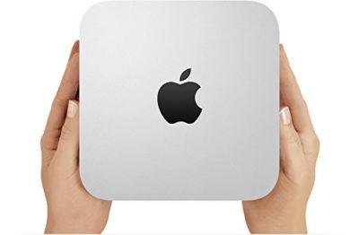 mac mini desde arriba