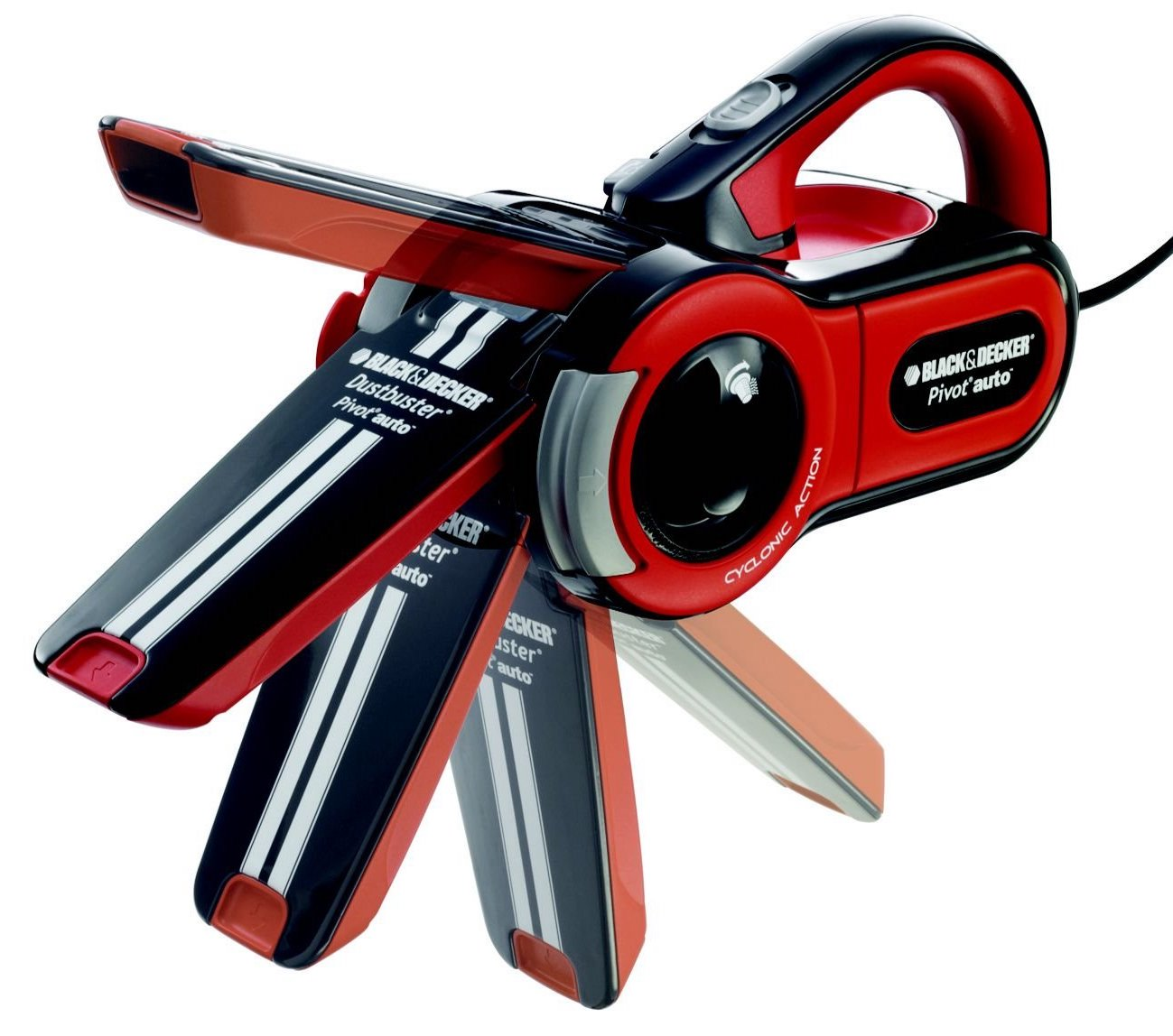 aspirador de mano black and decker