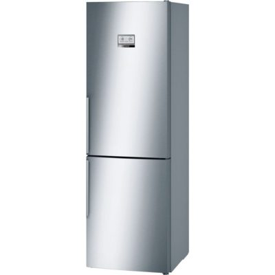 frigorifico bosch de acero