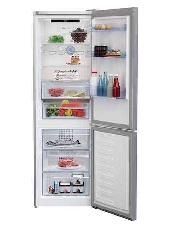 interior de frigorifico beko